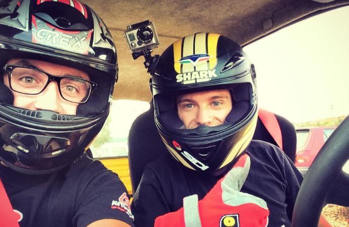 V Buzetu se imajo možnost preizkusiti številni (bodoči?) dirkači