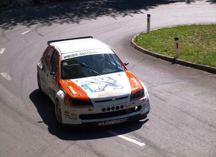 Avstrijski tekmovalci na naše dirke običajno pripeljejo kopico zanimivih dirkalnikov