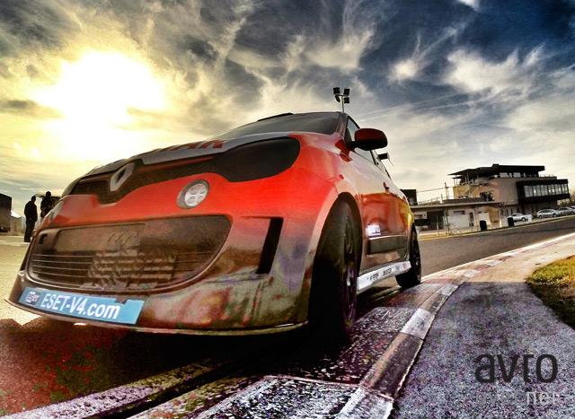 renault twingo cup lema racing 2014 raceland