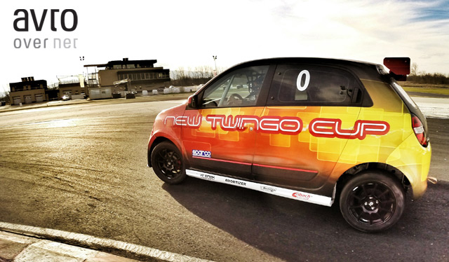renault twingo lema racing 2014 raceland