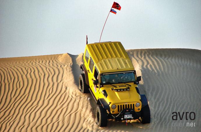 alsarab ramy 4x4 jeep 2015