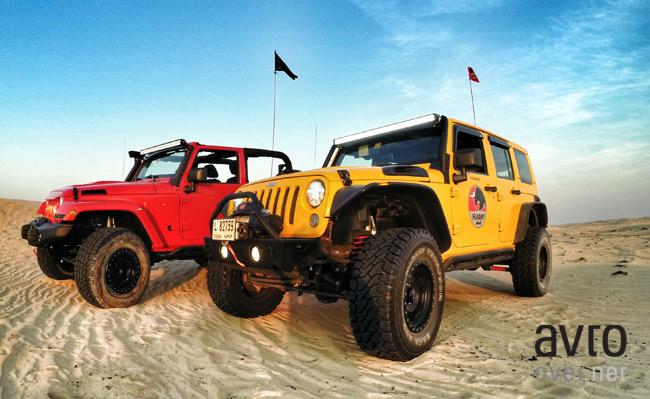 jeep wrangler ramy 4x4 alsarab 2014