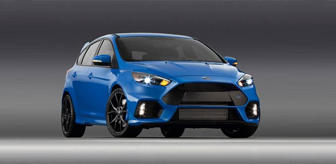 FordFocusRS_New_York_2015