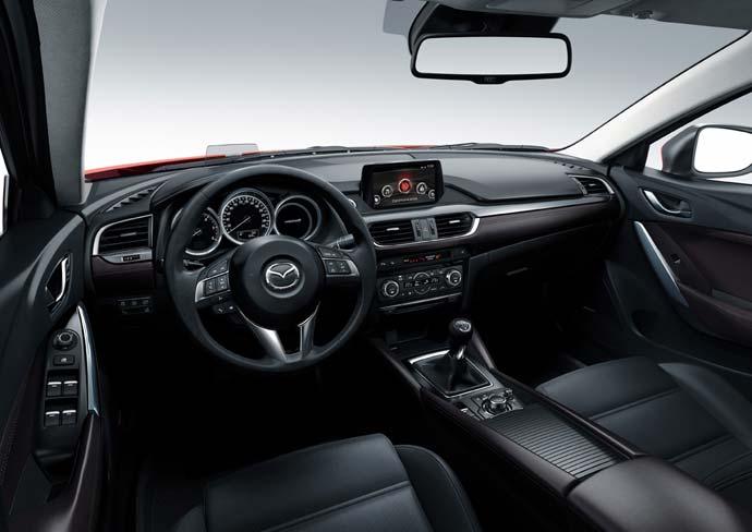 2015_Mazda6_notranjost