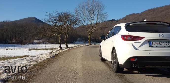 Mazda3 CD150 Sport Revolution