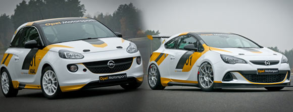 Opel motorsport 2012