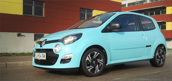 Tudi Twingo sodi med kakovostne avtomobile sodeč po francoski reviji.